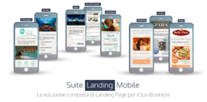 The Digital Company Landing Pages